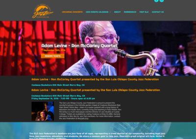 San Luis Obispo County Jazz Federation