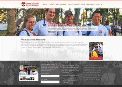 Santa Barbara Street Medicine