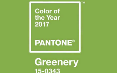 Pantone© Color of the Year 2017